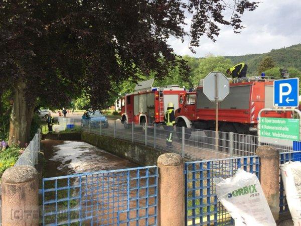 G2 - Gefahrgut Wasser vom 24.05.2018  |  (C) Feuerwehr VG Rodalben (2018)