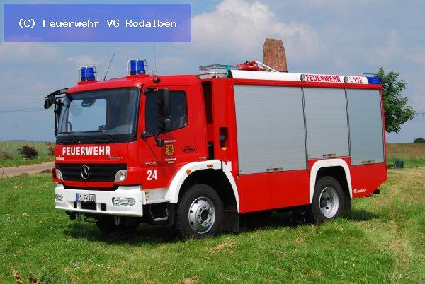 B2.05 - Brand Nebengebäude vom 23.04.2021     (C) Feuerwehr VG Rodalben (2021)