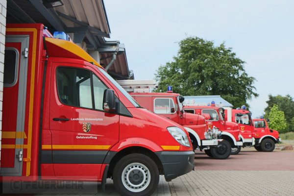 G3.02 - Gefahrstoffaustritt vom 25.06.2021  |  (C) Feuerwehr VG Rodalben (2021)