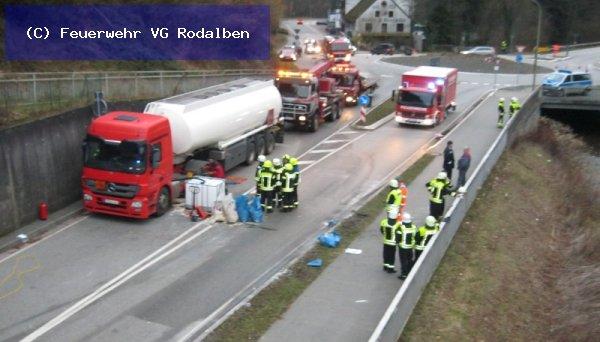 T3 - Technische Hilfe kleine Art vom 13.01.2018  |  (C) Feuerwehr VG Rodalben (2018)
