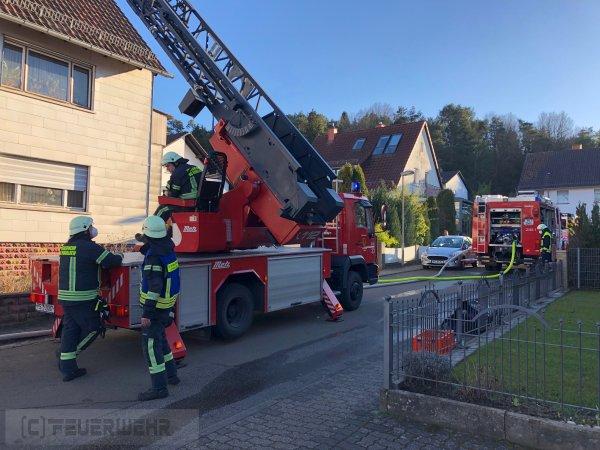 B2.04 - Kaminbrand vom 27.02.2021  |  (C) Feuerwehr VG Rodalben (2021)