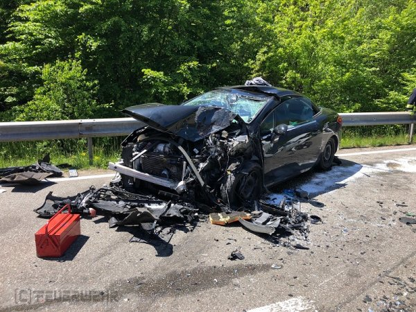 H2.03 - Verkehrsunfall eingeklemmt Person vom 31.05.2021     (C) Feuerwehr VG Rodalben (2021)