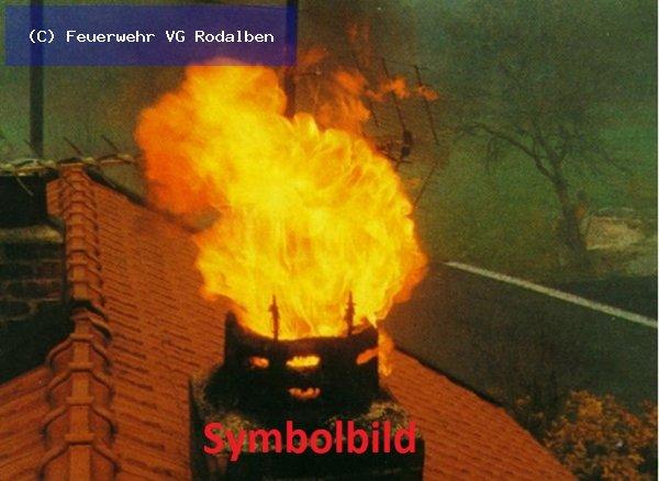 B2.04 - Kaminbrand vom 10.04.2021  |  (C) Feuerwehr VG Rodalben (2021)